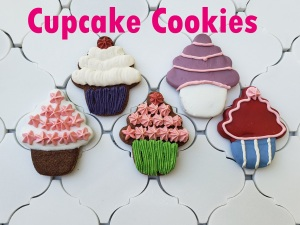 Cupcake cookies with label Dog bakery kirkland redmond bellevue sammamish dog cake dog bakery barkery booboo barkery prim and pawper dog treats dog cookies scampers