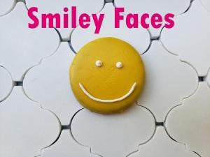 Smiley Face with label Dog bakery kirkland redmond bellevue sammamish dog cake dog bakery barkery booboo barkery prim and pawper dog treats dog cookies scampers